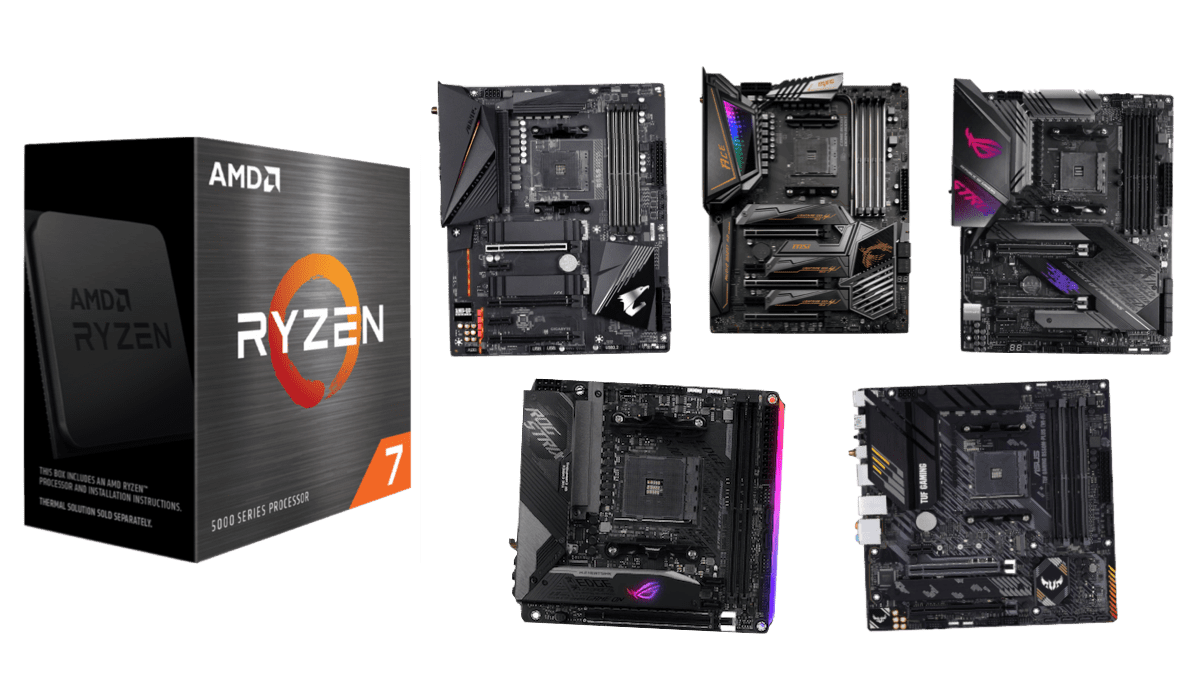 5 Best Motherboards For The Ryzen 7 5800x Premiumbuilds