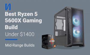 best ryzen 5 5600x gaming pc