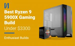 best ryzen 9 5900x gaming pc build