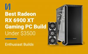 6900 xt gaming pc build