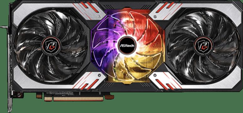 ASRock RX 6800 XT Phantom Gaming D OC