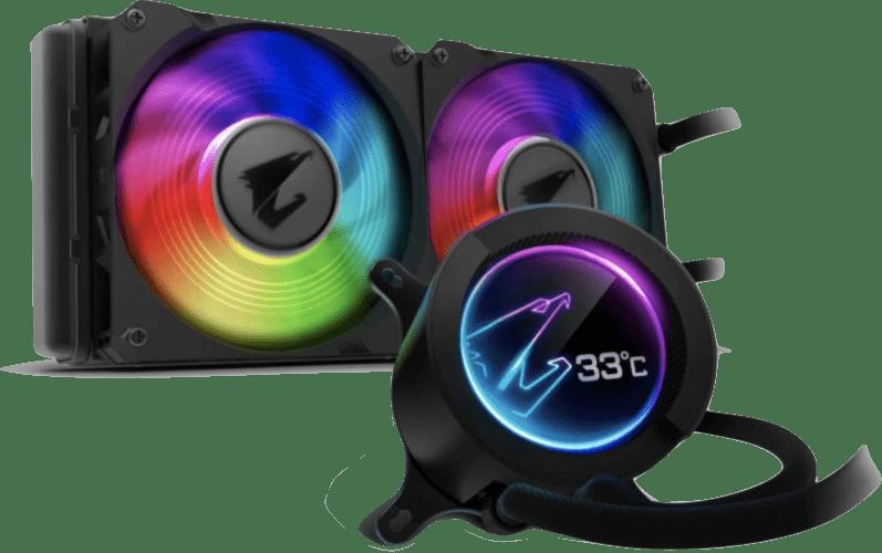 GIGABYTE AORUS RGB 240mm AIO
