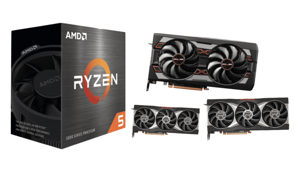 best graphics cards for ryzen 5 5600x