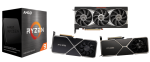 best graphics cards for ryzen 9 5900x 5950x