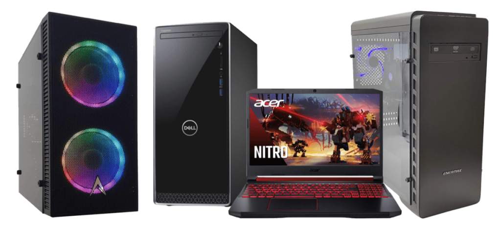 best prebuilt gaming pc under 500