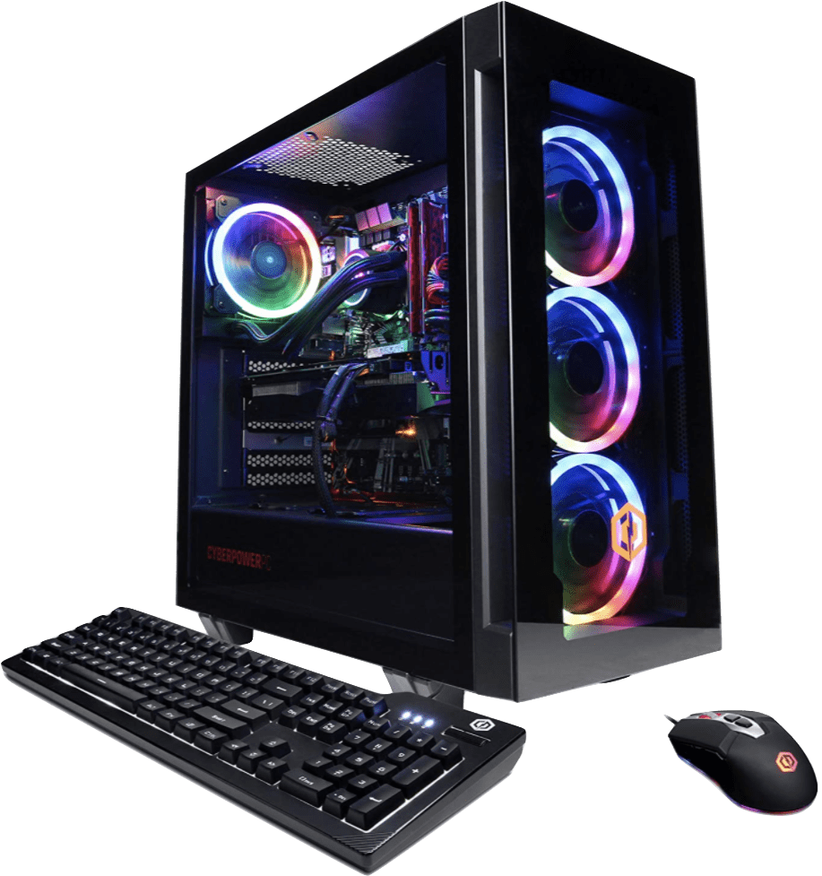 CyberpowerPC Gamer Supreme Liquid