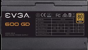 EVGA GD 600