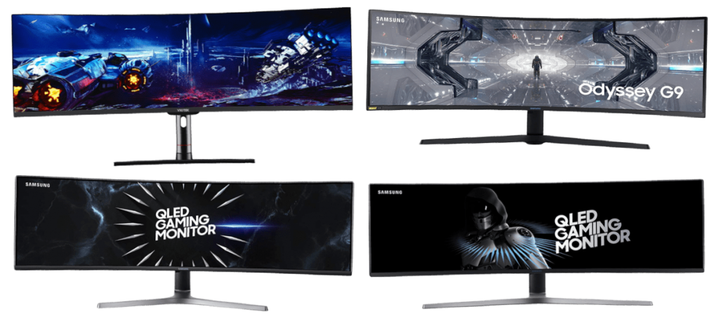 best 49 inch ultrawide monitors