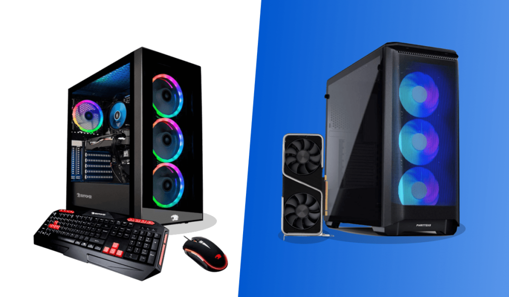 prebuilt vs custom pc which is best