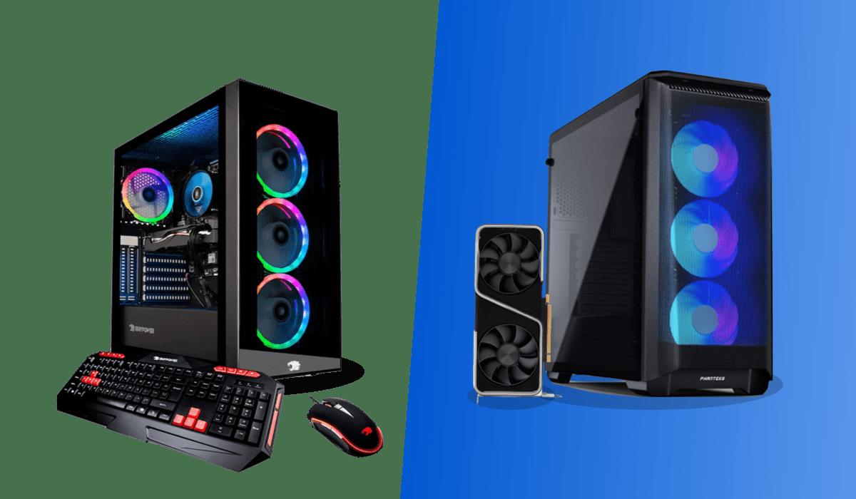 prebuilt vs custom pc which is best