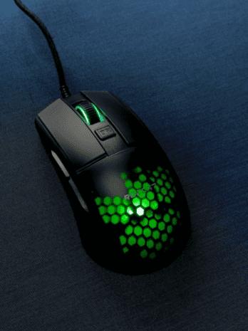 Roccat Burst Pro Review LED Lighting 2