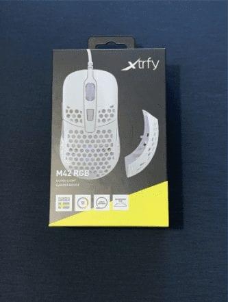 Xtrfy M42 Packaging 1