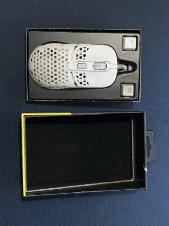 Xtrfy M42 Packaging Inside