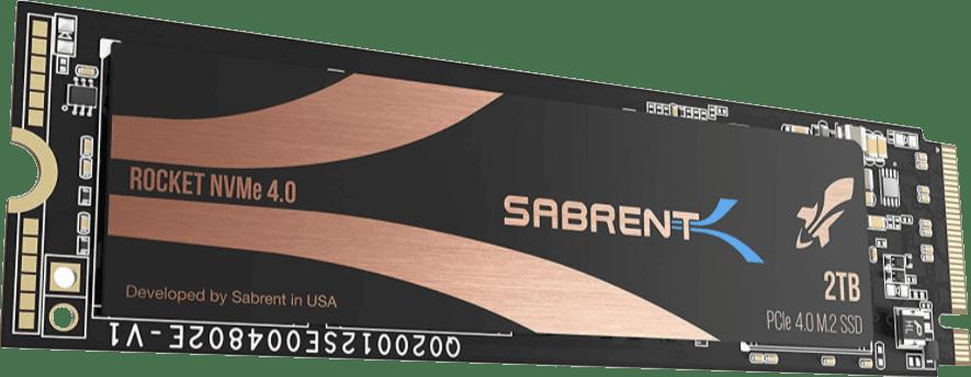 Sabrent Rocket NVMe 4.0 2TB