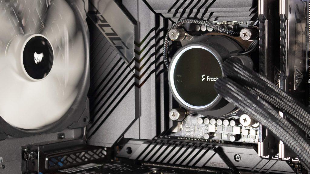 Intel Core i9-11900K Test Setup