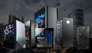 best prebuilt gaming pc for warzone