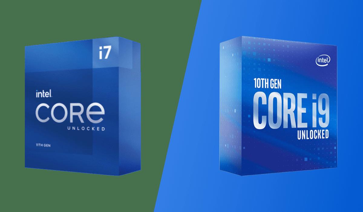 intel core i7 11700k vs i9 10850k