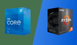 intel core 11400f vs ryzen 5 5600x