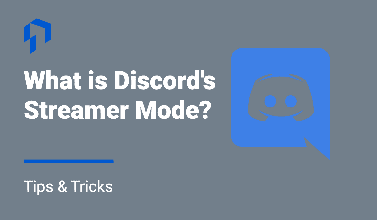 what is discords streamer mode