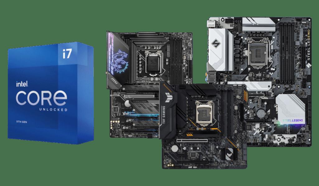 b560 vs h670 vs z590 motherboards differences