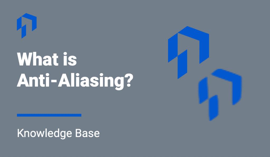 what is anti aliasing