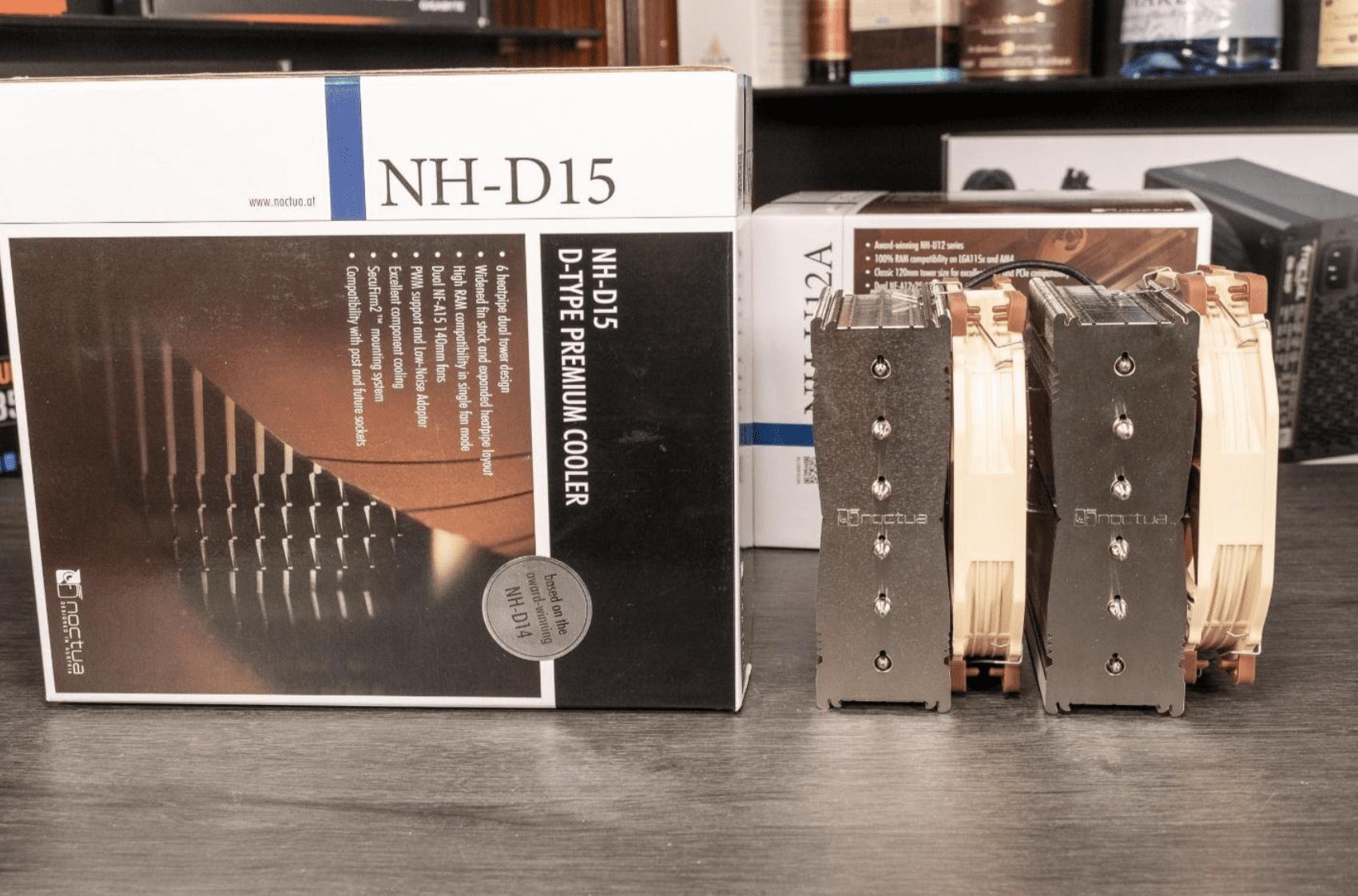 Noctua NH-D15 Box