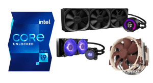 best coolers for i9-11900k