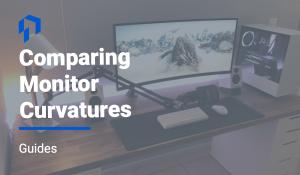 monitor curvature comparison